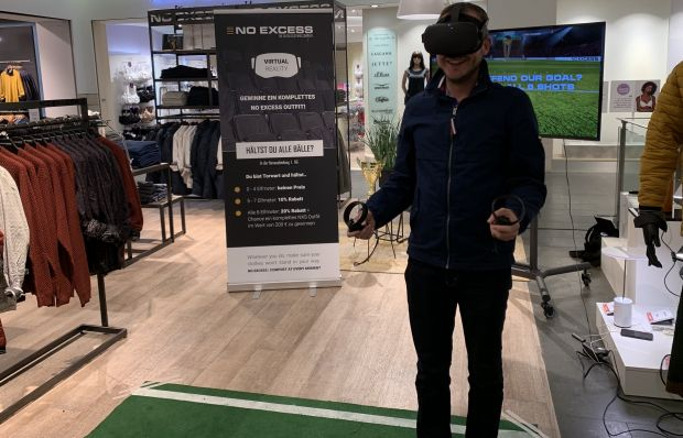 Das Free VR-Gaming Event von NO EXCESS