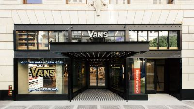 Neuer Vans-Store in Los Angeles