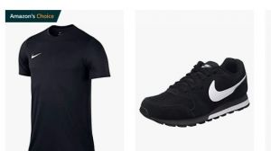 Nike auf Amazon.de / Screenshot TW