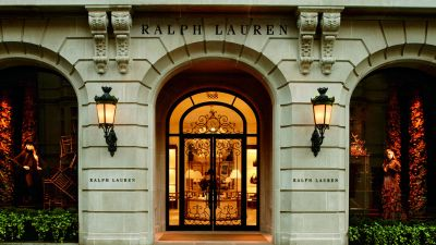 Ralph Lauren Store Madison Avenue New York