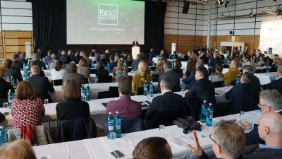 Re'ad-Summit: des DMI in Düsseldorf