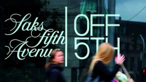 Saks of 5h Avenue
