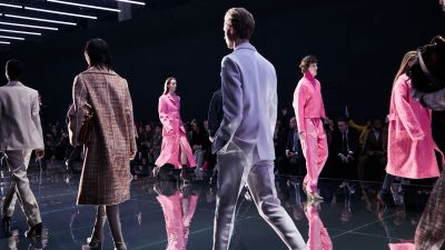 Show von Hugo Boss in New York