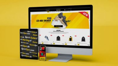 Der Online-Outlet-Shop Sportspar will 2020 weiter international durchstarten.