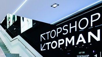 Topshop-Flagship-Store in Amsterdam