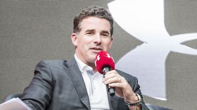 Bald nicht mehr CEO: Under Armour-Chef Kevin Plank