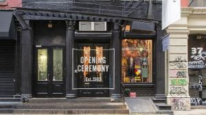 """Wie ein Indie-Plattenladen"": Opening Ceremony in New York"