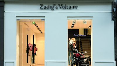 Zadig & Voltaire-Store in Paris