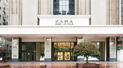 Zara-Filiale in Shanghai