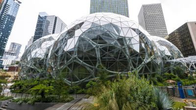 Amazon-Zentrale in Seattle