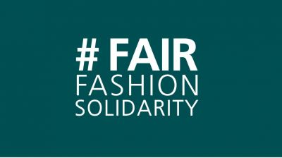 "Unter dem Titel ""Covid-19 is a virus. Fair Fashion is a movement!"" richten sich Fair Fashion-Anbieter an Verbraucher, Marken und Retailer."
