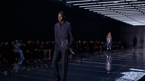 Hugo Boss-Show in Mailand