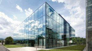 Im Hugo Boss-Headquarter