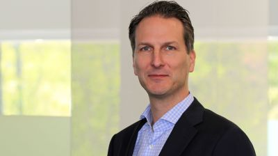 Karsten Newbury, Chief Strategy and Digital Officer von Gerber Technology