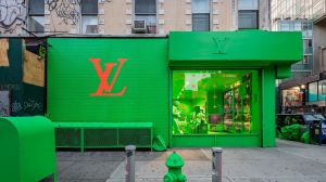 Louis Vuitton in New York City