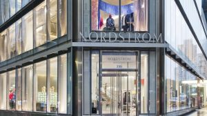 Nordstrom Men's-Store in New York