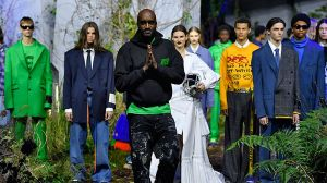 Off-White-Designer Virgil Abloh