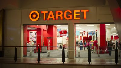 Target-Store in New York