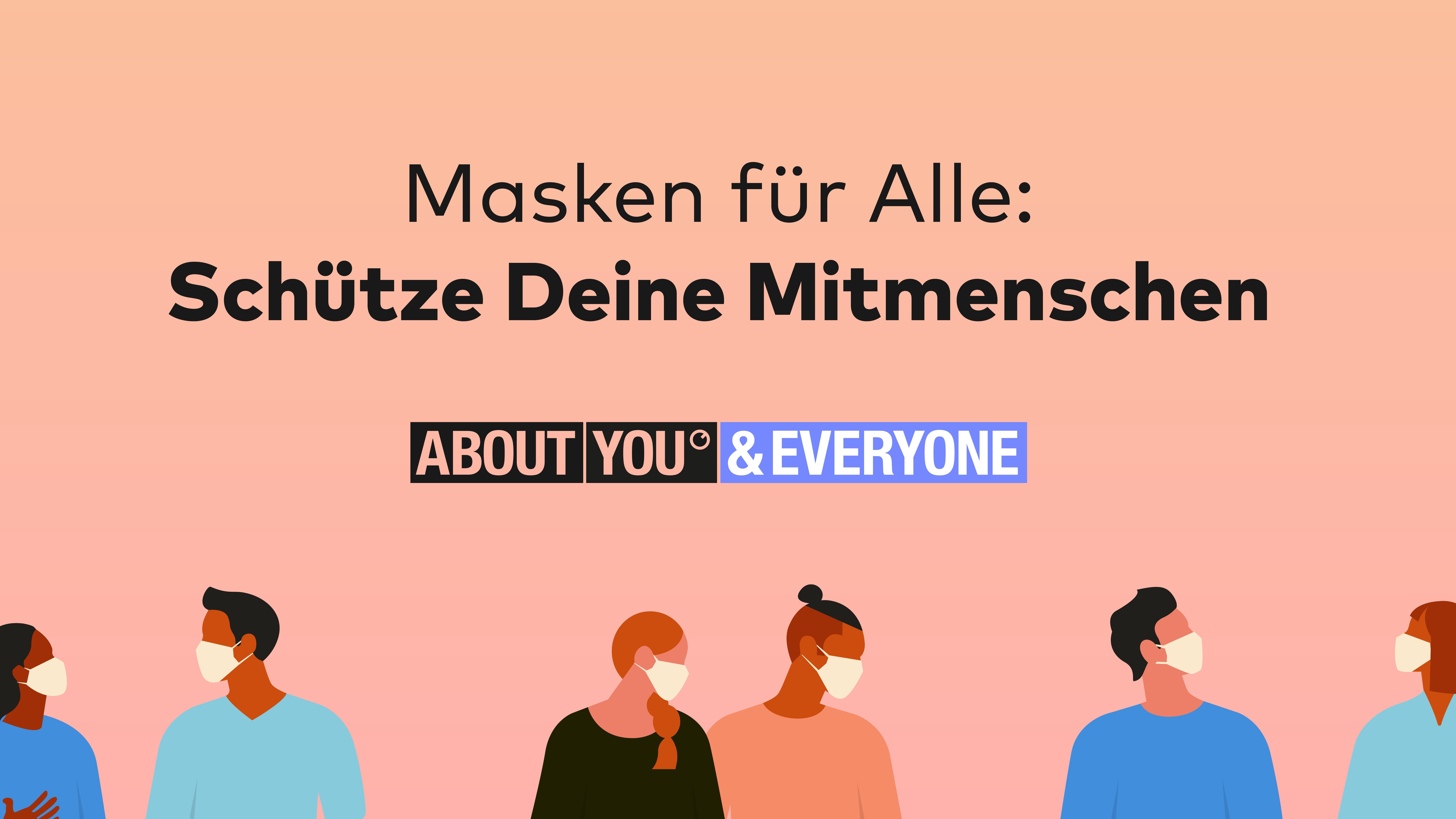 About You Masken Shop