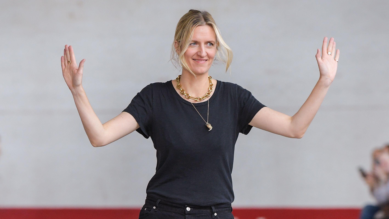 """By Malene Birger-Kreativchefin Mathilde Torp Mader : """"Ein weiches, gelbes Lederkleid ist ein Must-have"""""""