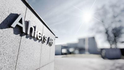Ahlers-Zentrale in Herford
