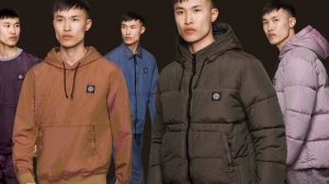 Farbenspiele: Poly Color Frame Patch-Programm von Stone Island