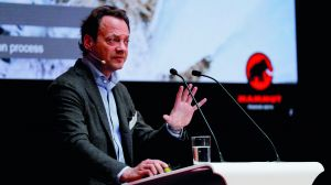 Mammut-CEO Oliver Pabst