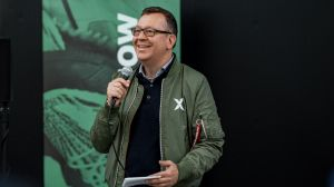 Olivier Van Calster, Vice President International General Manager Europe, StockX