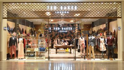 Ted Baker-Store in London