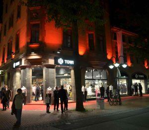 Sports Night bei KARSTADT sports LuisenForum Wiesbaden