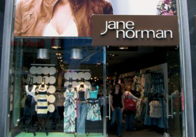 Jane Norman-Flagship-Store in Köln