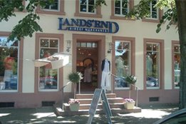 Lands' End expandiert weiter.