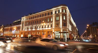 Newski-Shopping-Center in St. Petersburg