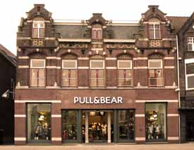 Pull & Bear jetzt auch in Holland