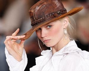 Wildwest-Interpretationen bei Ralph Lauren
