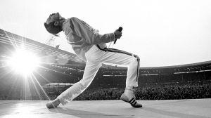 Fotografie: Freddy Mercury in London
