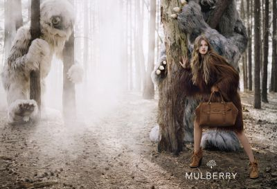 Mulberry Kampagne Herbst/Winter 2012