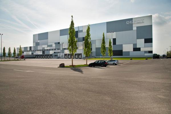 Unternehmen depot er ffnet neues logistikzentrum for Depot aschaffenburg