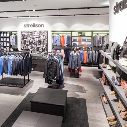 best website be8dc cce34 Unternehmen: Strellson eröffnet Store in Köln