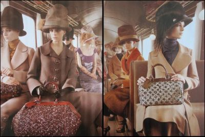 Louis Vuitton-Kampagne H/W 2012/13