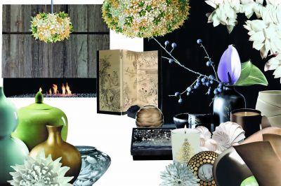 l den schnee von morgen deko trends f r weihnachten 2014. Black Bedroom Furniture Sets. Home Design Ideas