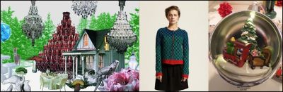 Stilwelt: Fantasy Forest, Dear Cashmere H/W 2013/14, Kugel: Trendschau