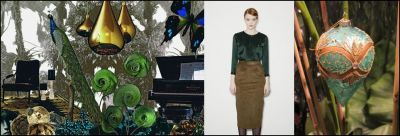 Stilwelt Precious Jungle, Mes Dames H/W 2013/14, Kugel: Trendschau