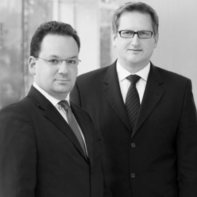 Wolfgang Neussner (Foto links) und Andreas Hammerl