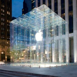 Apple Flagship-Store in New York City