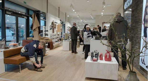 save off a508f 8ea63 Unternehmen: Ecco: Weltweit größter Store eröffnet