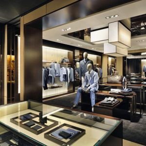 Hugo Boss-Flagship-Store in Peking