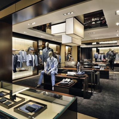 Hugo Boss-Store in China