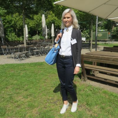 best loved 363c6 6a4c7 Streetlooks & Styling: Reality Check: Welches Outfit zum ...