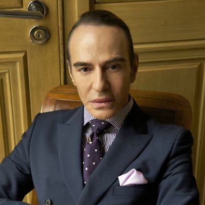John Galliano (Foto: Patrick Demarchelier)